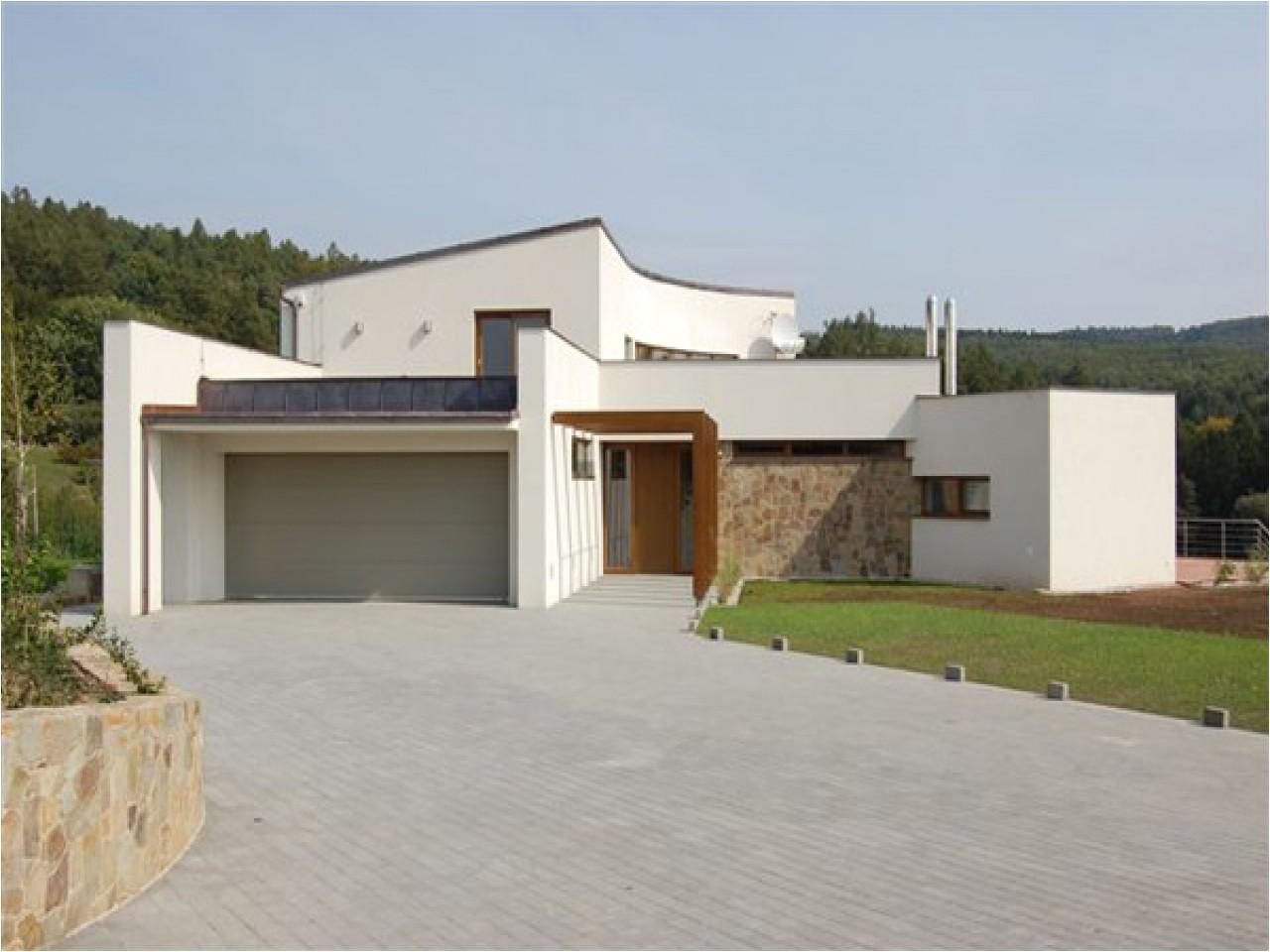modern house plans split level