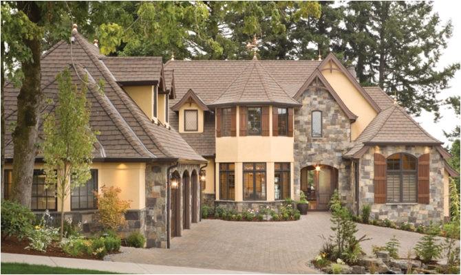 20 unique stone house designs and floor plans