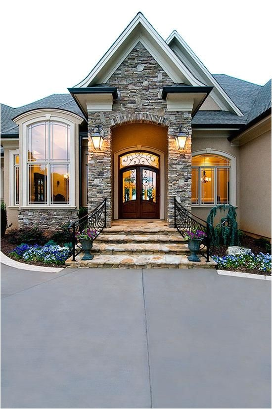 the heatherstone house plan images see photos of don gardner house plans plan 5016 exteriors5016frontdetail jpg