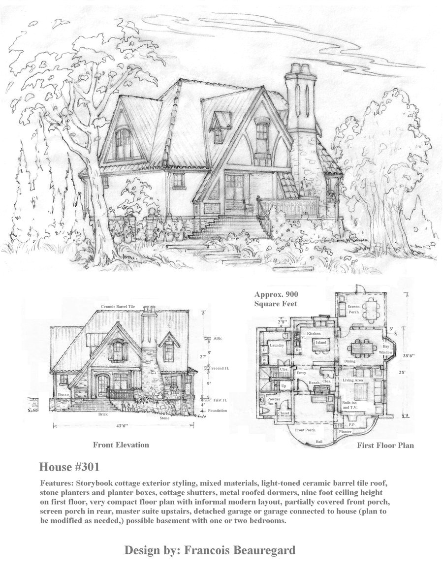 house 301 storybook cottage 198816205