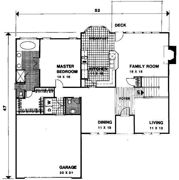 house plan 20000ga