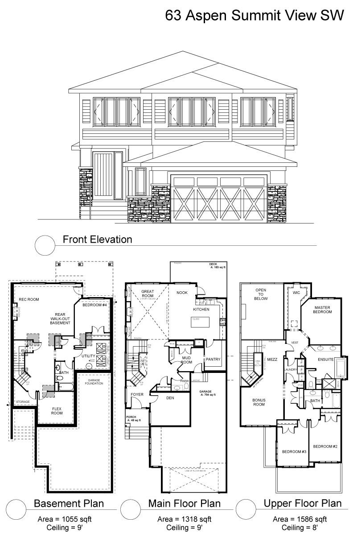 cool summit homes floor plans 7