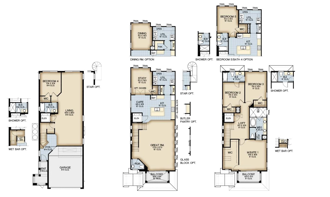 Summit Homes Floor Plans Model Home is sold Lakeside at toscana