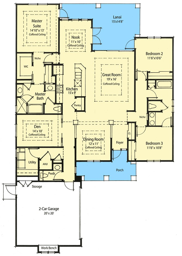 net zero ready home plan 33019zr