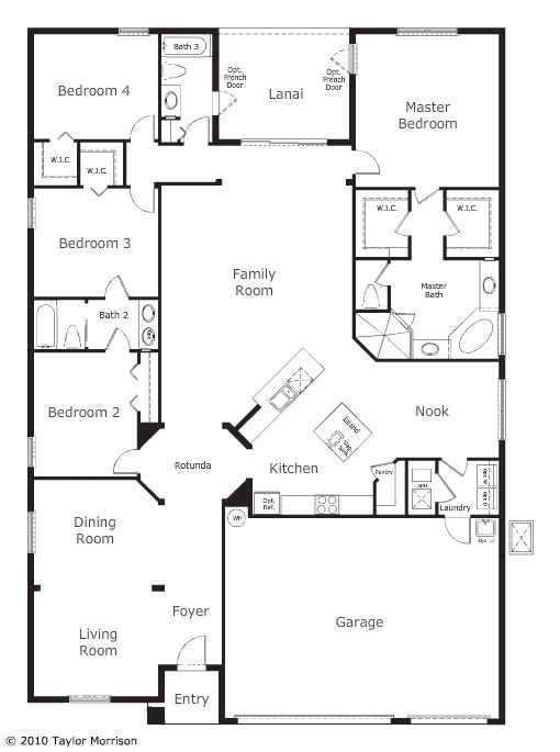 Taylor Homes Floor Plans New Homes by Taylor Morrison