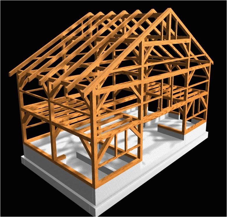 timber frame barn home plans randkey