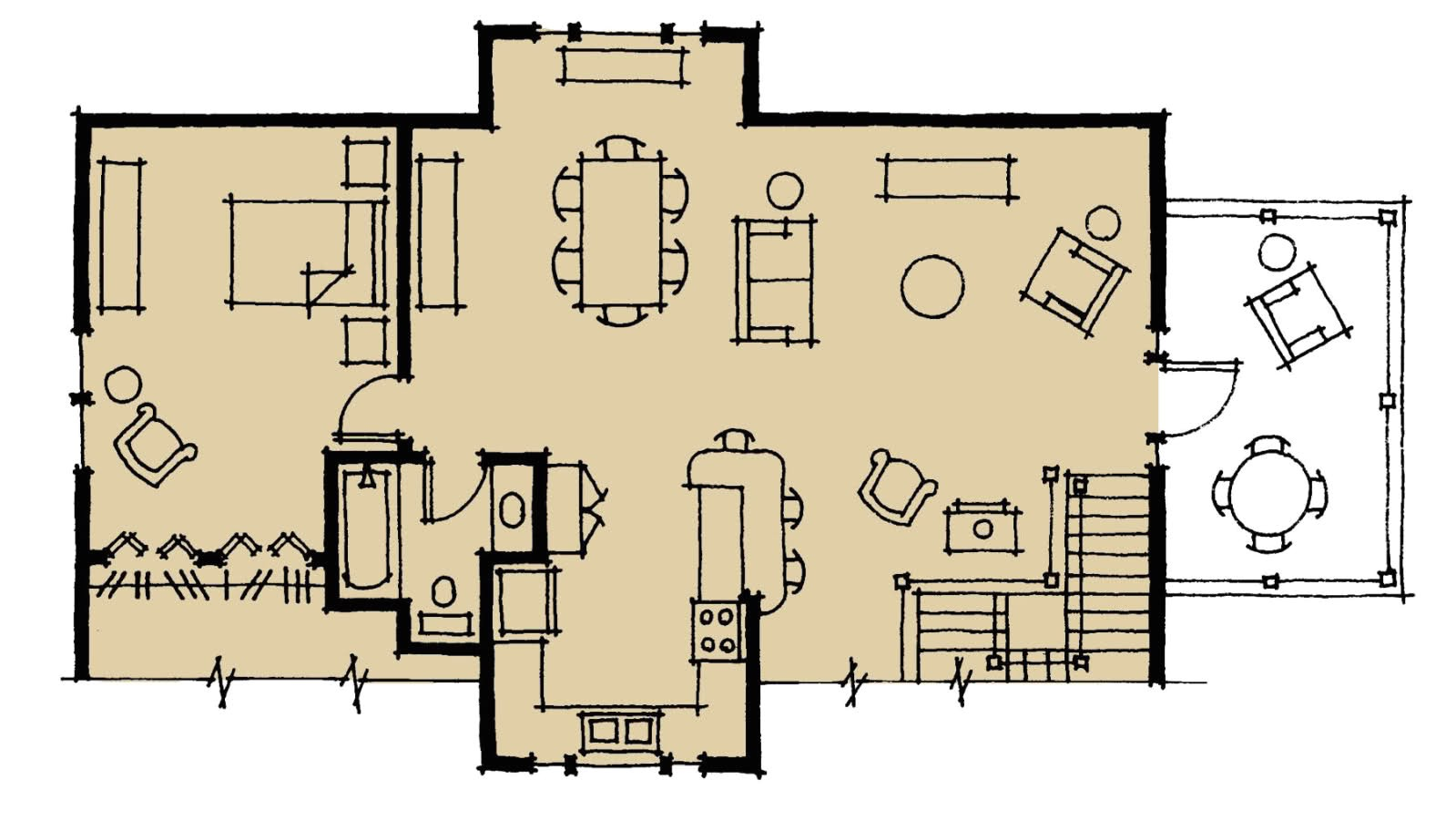 choosing a floor plan