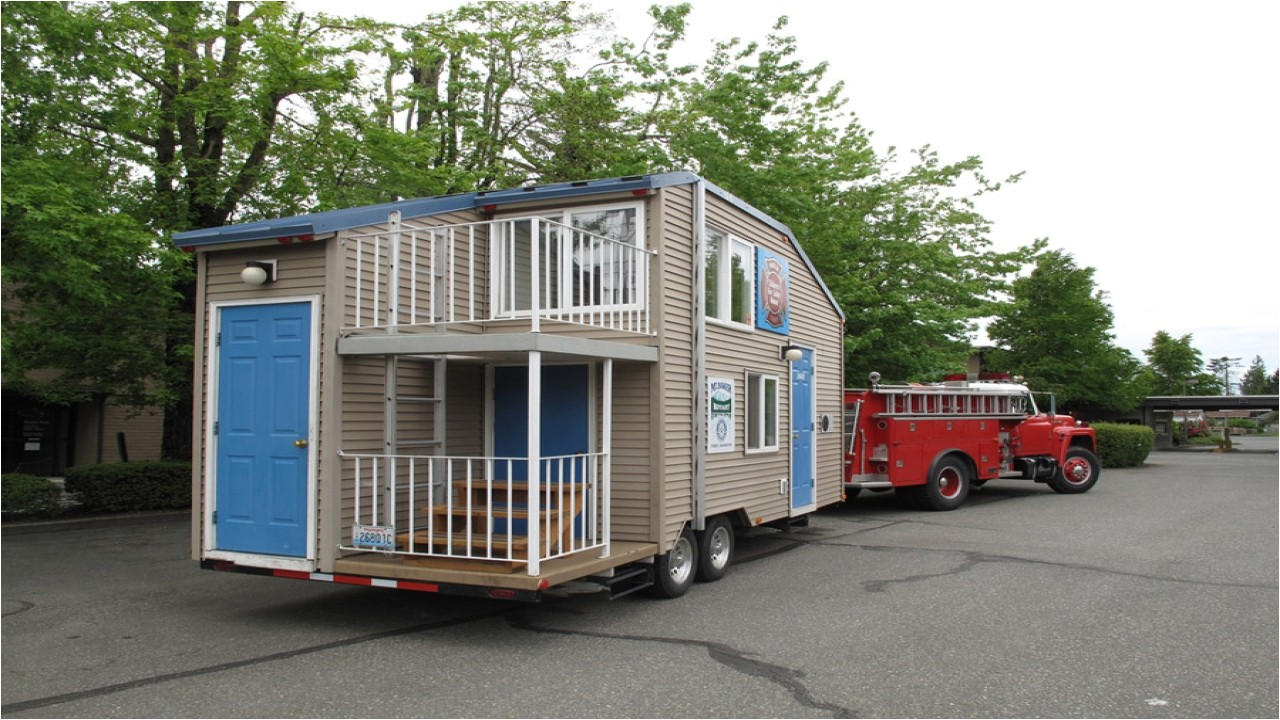 tiny house pictures on trailers