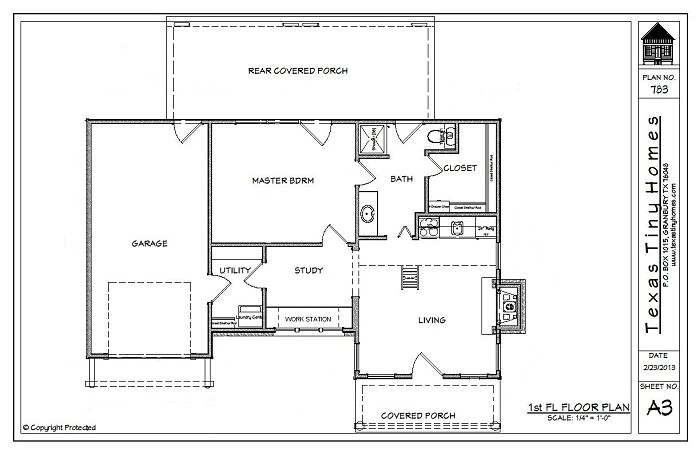 texas floor plans