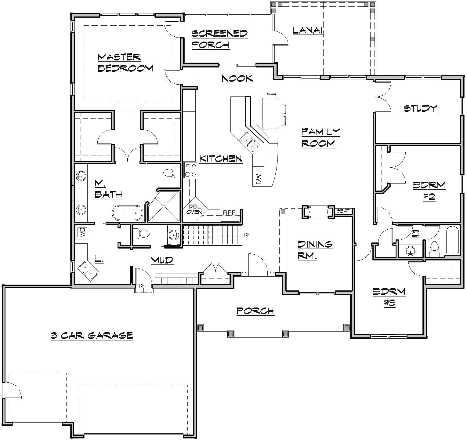 surprising tulsa home builders floor plans 2
