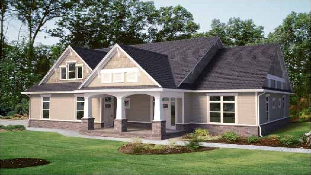 1b91bfd0880aad84 2 story craftsman house 1 story craftsman style house plans