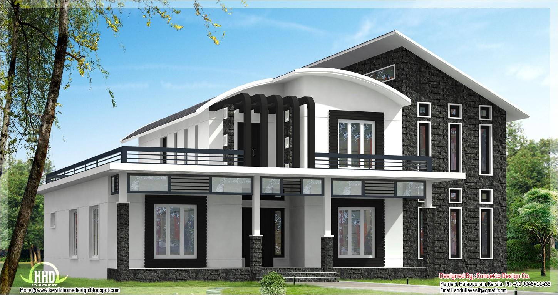 unique home design 6bhk 4bhk optional