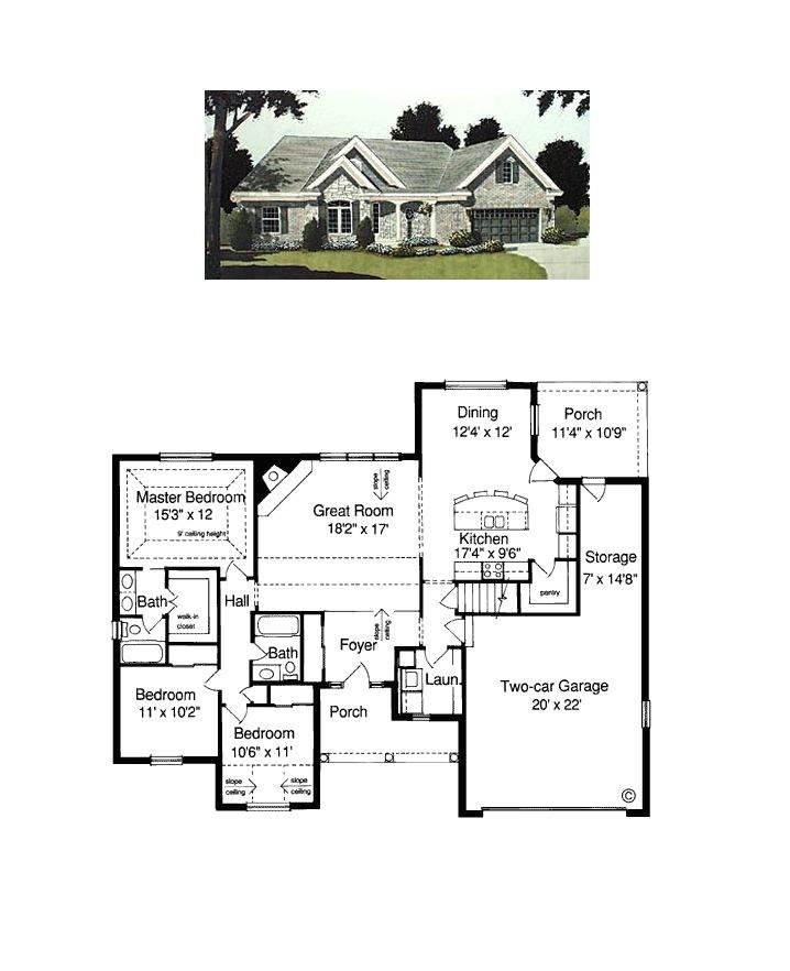 utah style house plans