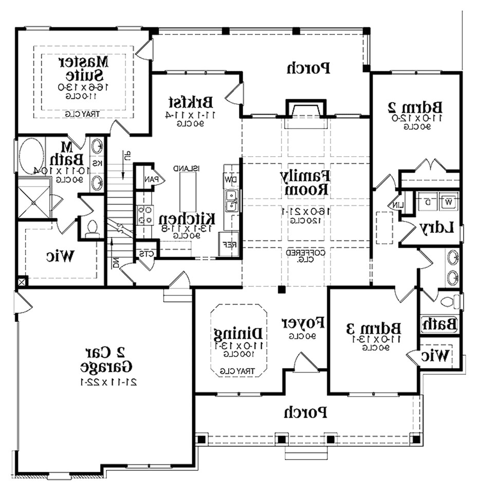distinctive house plans