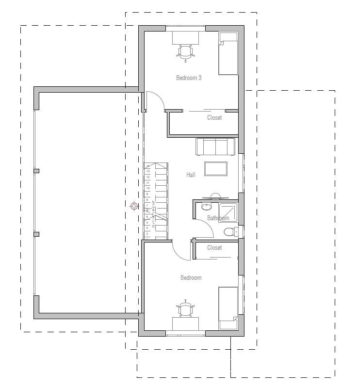 very small duplex homes plans