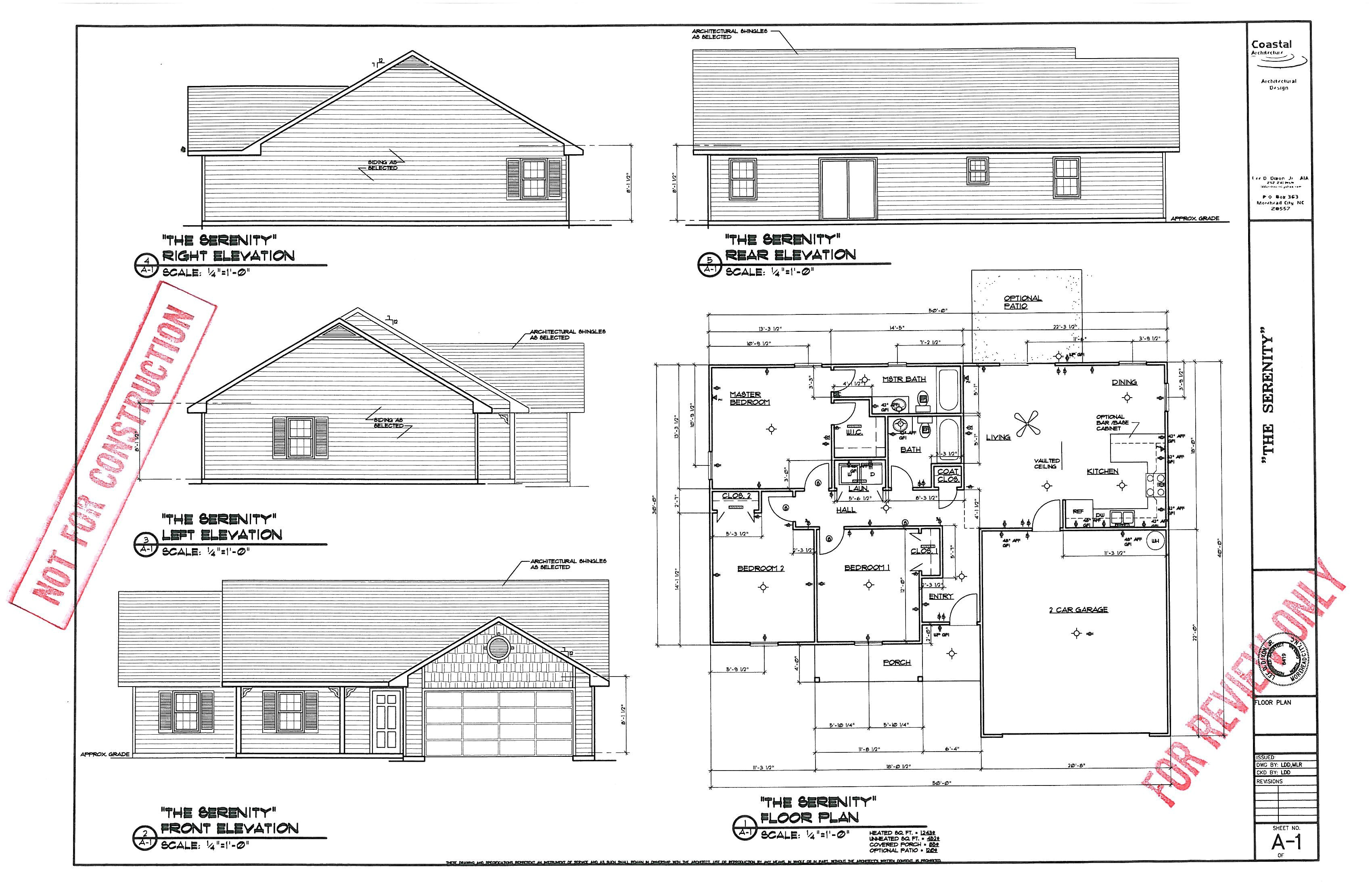 very small home plans