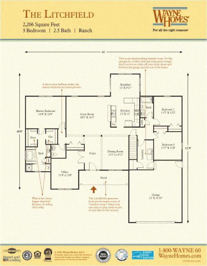 wayne homes floor plans photo wayne homes ohio floor plans by