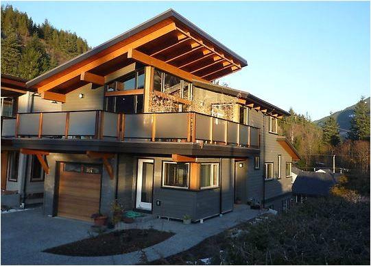 west coast contemporary design dream home