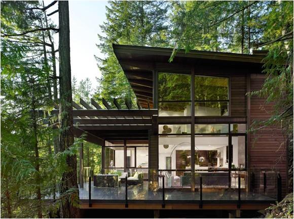 west coast contemporary home plans