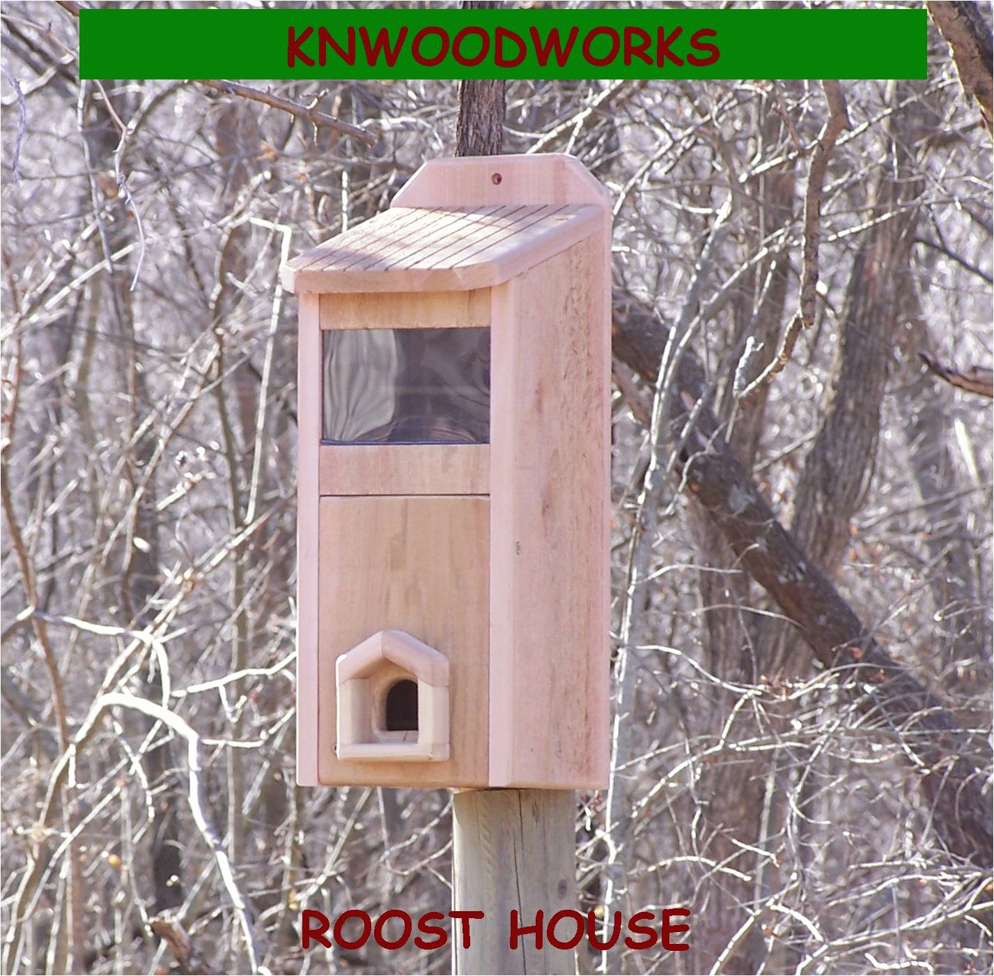 roosting box plans
