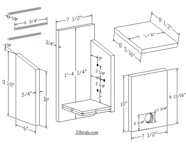 winter bird house plans awesome free birdhouse plans for different species of birds