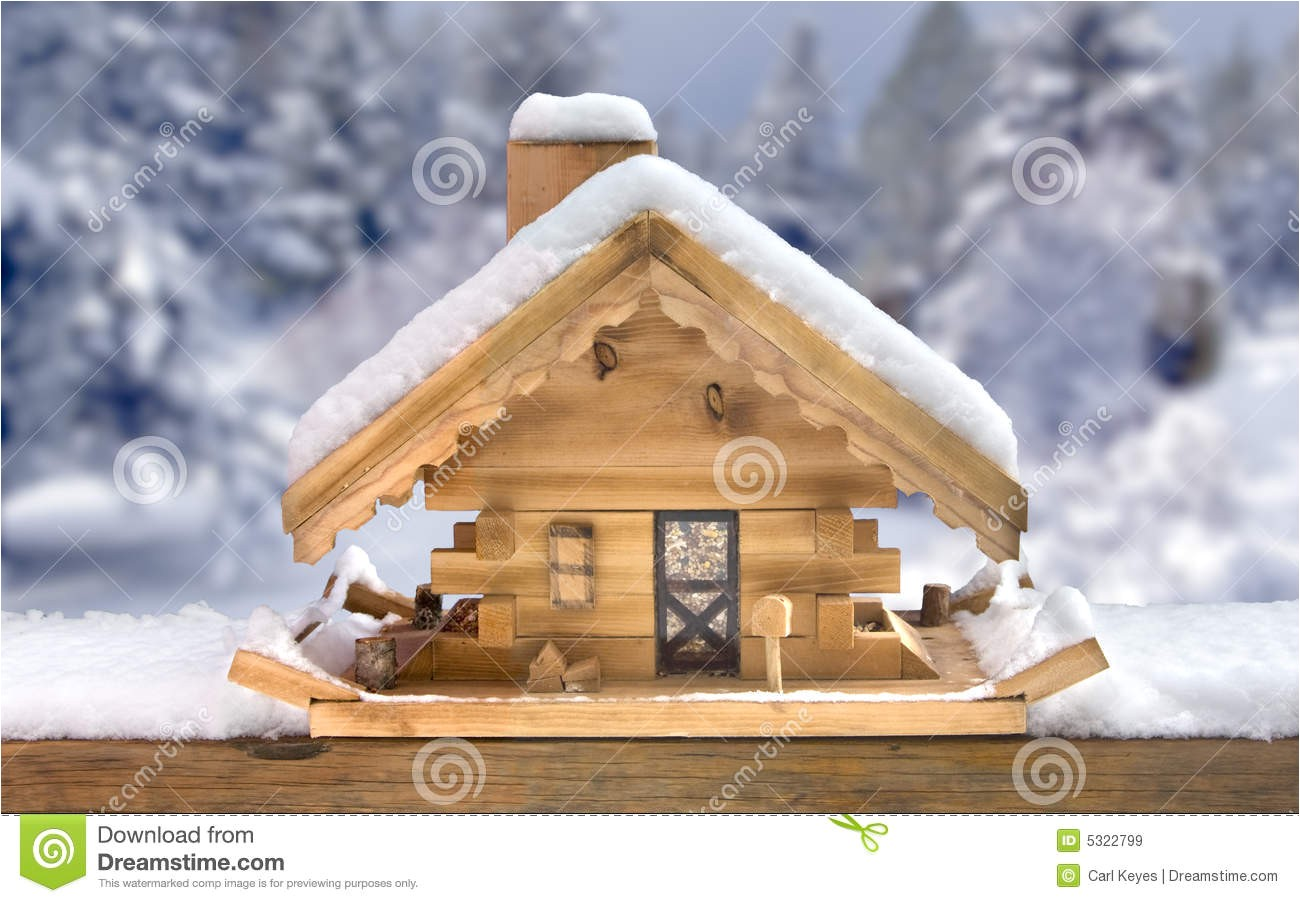 useful winter bird house plans