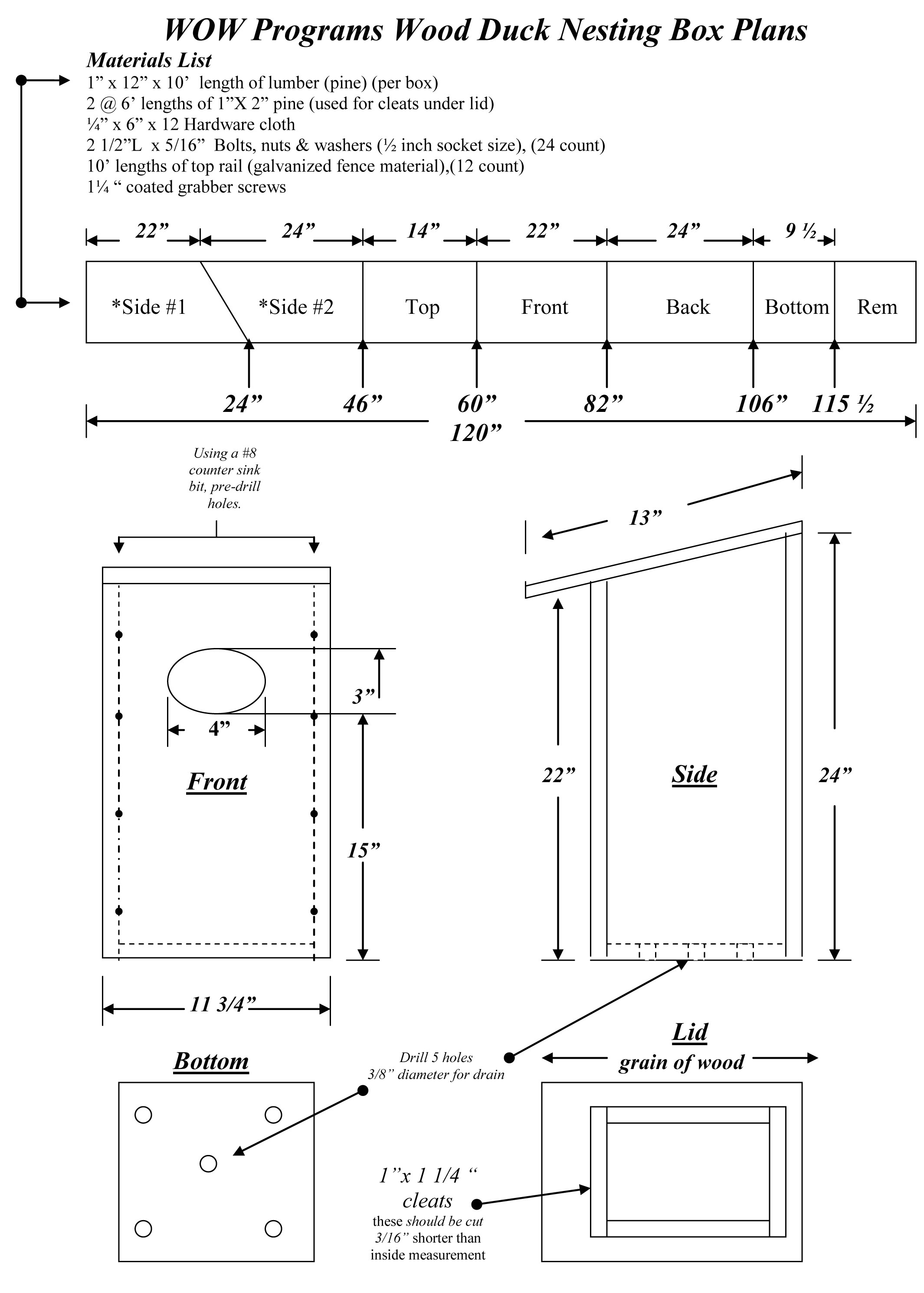 pdf diy wood duck box plan download wood dining room table plans