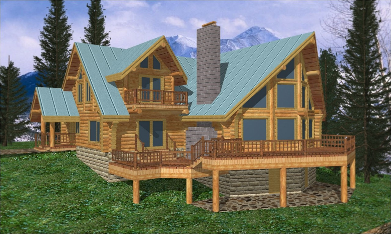 966aa72c6f0698bb log cabin home plans designs log cabin house plans with open floor plan