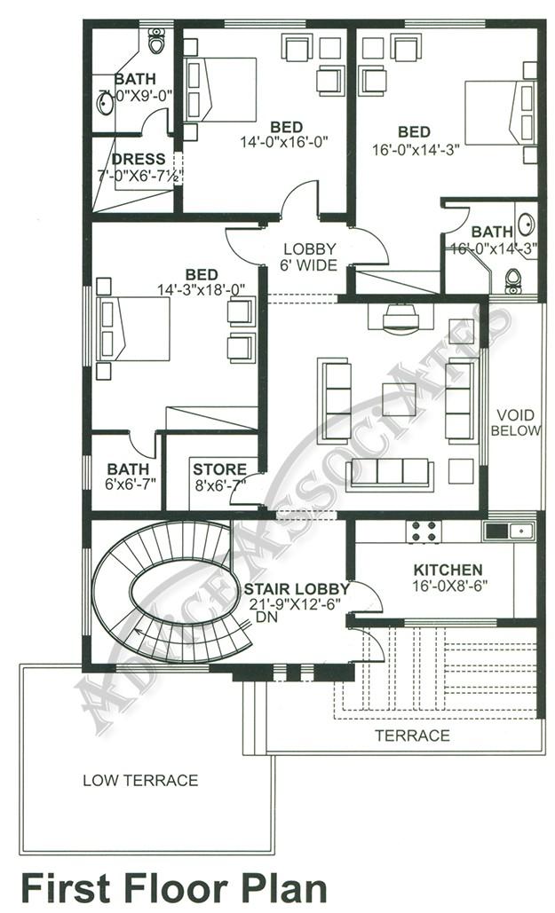 house 1 kanal 2