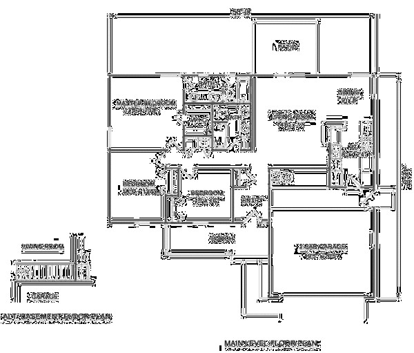 1250 square feet 3 bedrooms 2 bathroom ranch house plans 2 garage 15381