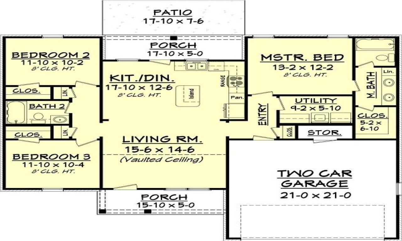 686ffa11b92cdd93 400 square foot home plans 1300 square foot house plans