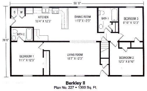 floor plans for 1300 square foot home best of unique 1300 sq ft house plans 1200 to 1400 square feet bedroom 650