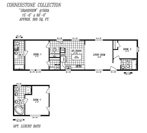 value edition floorplans single