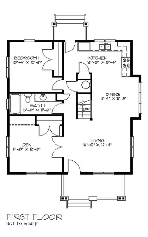 1500 square feet 3 bedrooms 2 bathroom craftsman home plans none garage 36827