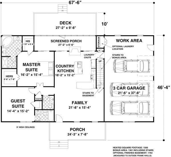 1700 sq ft house plans