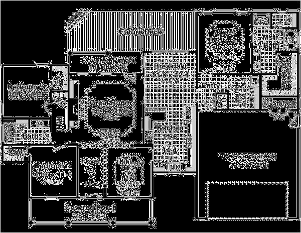 1700 square feet 3 bedrooms 2 bathroom european house plans 2 garage 31162