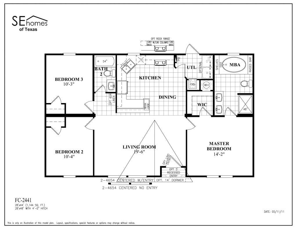 1999 fleetwood mobile home floor plan lovely manufactured home floor plans single wide mobile home floor plans