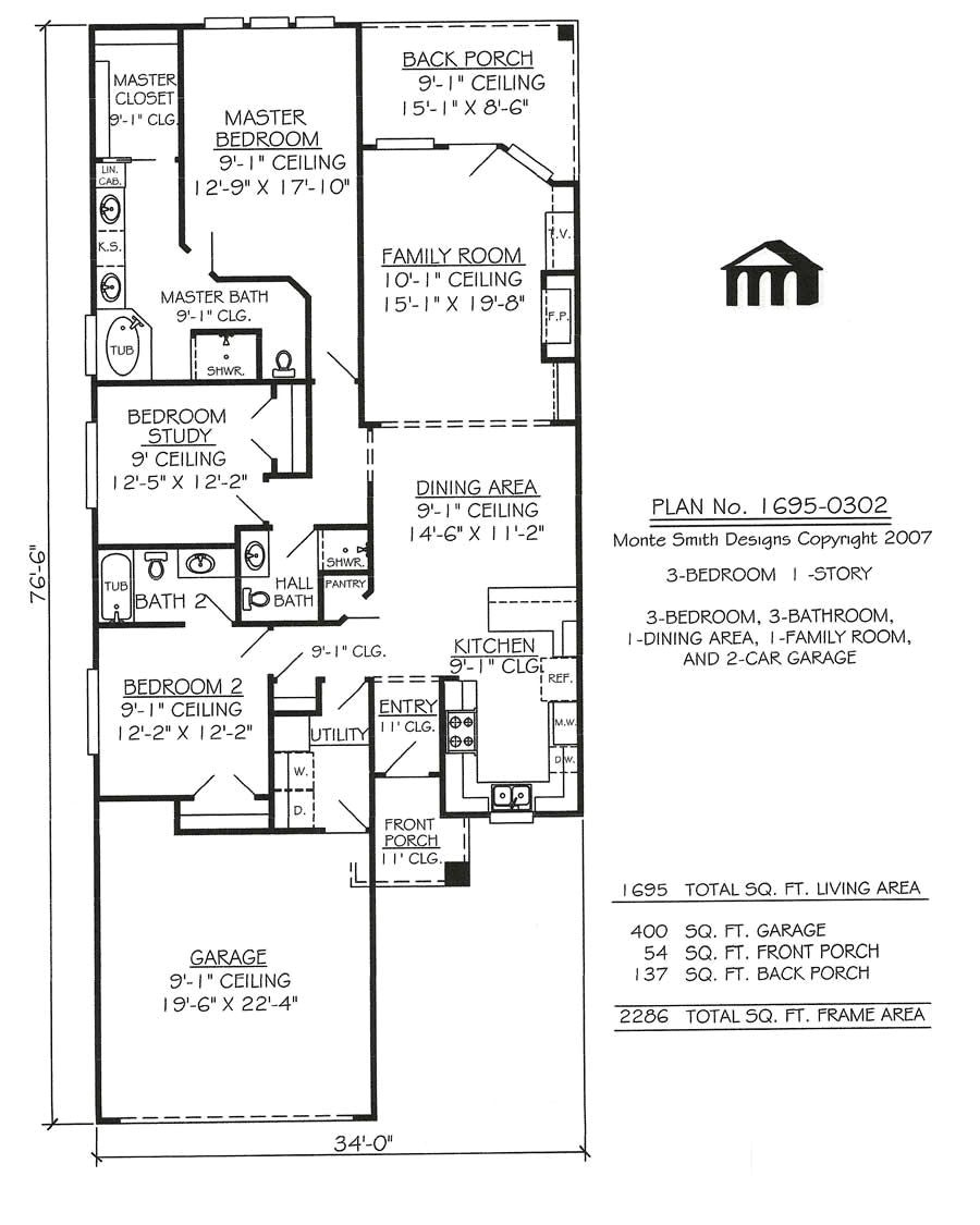 2 family house plans narrow lot