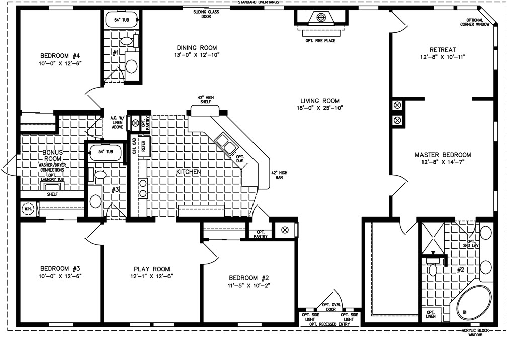 house designs 2000 square feet