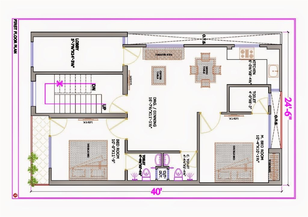 20x30 house plans