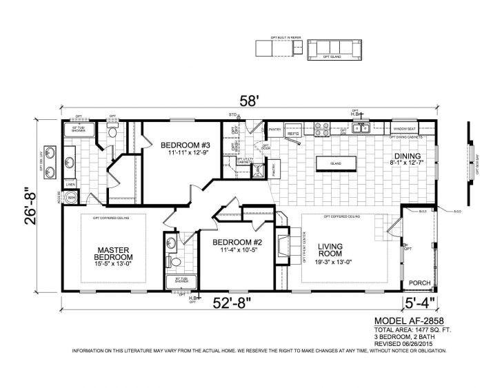 24 x 48 double wide homes floor plans