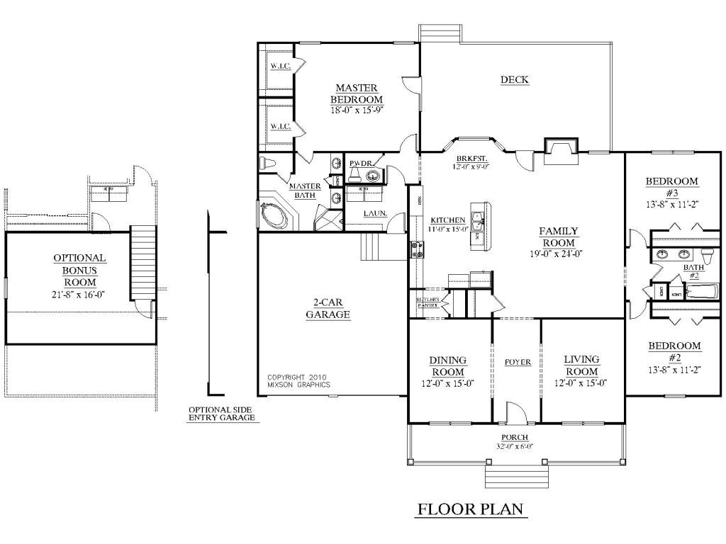 2500 sq ft ranch house plans