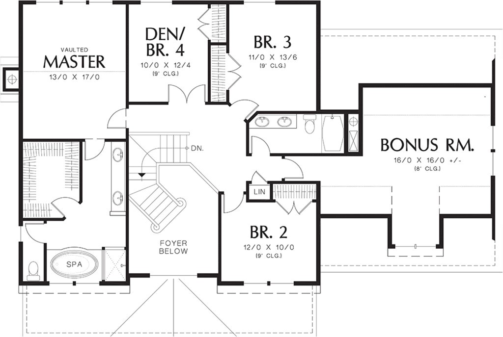 2500 sq foot ranch house plans