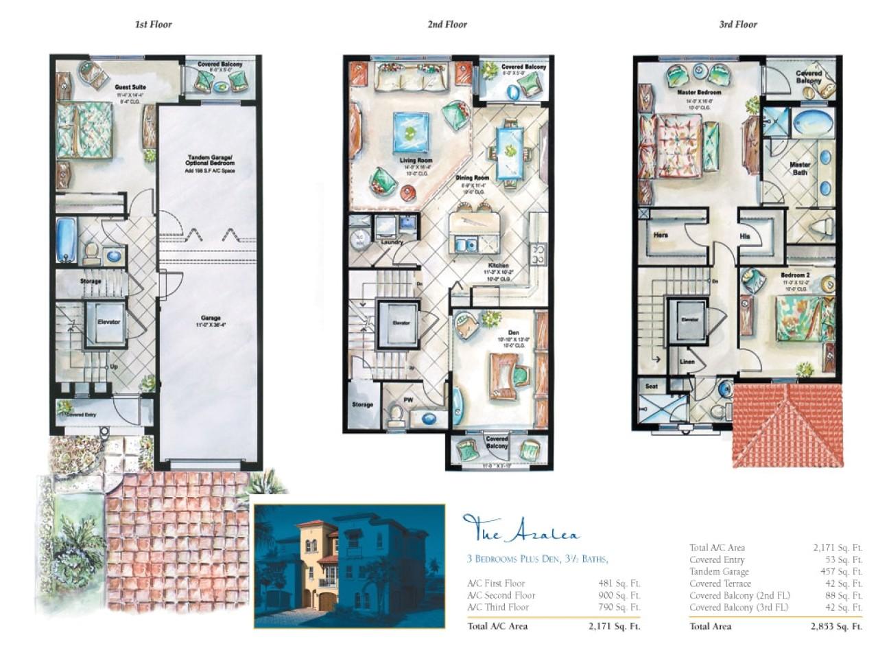 b96ec293ff2a7b75 3 story townhouse floor plans target barbie dream townhouse