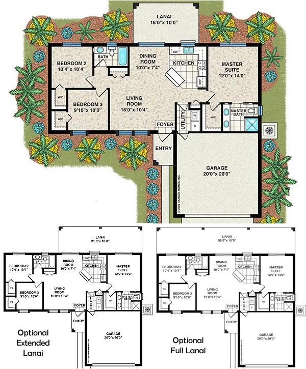 home plan bayshore