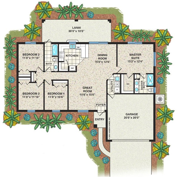 home plan cottrell