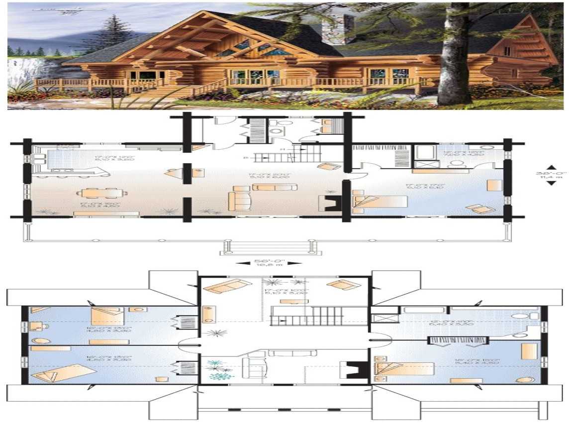 c7957d6d5ca6881c log cabin floor plans with 2 master suites little log cabins floor plans