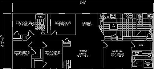 5 bedroom floor plans mobile home