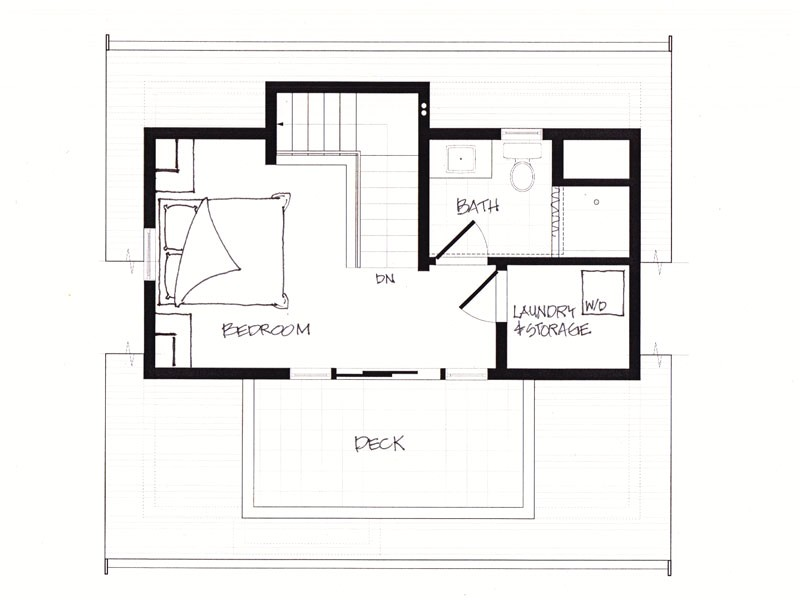 house design under 500 square feet
