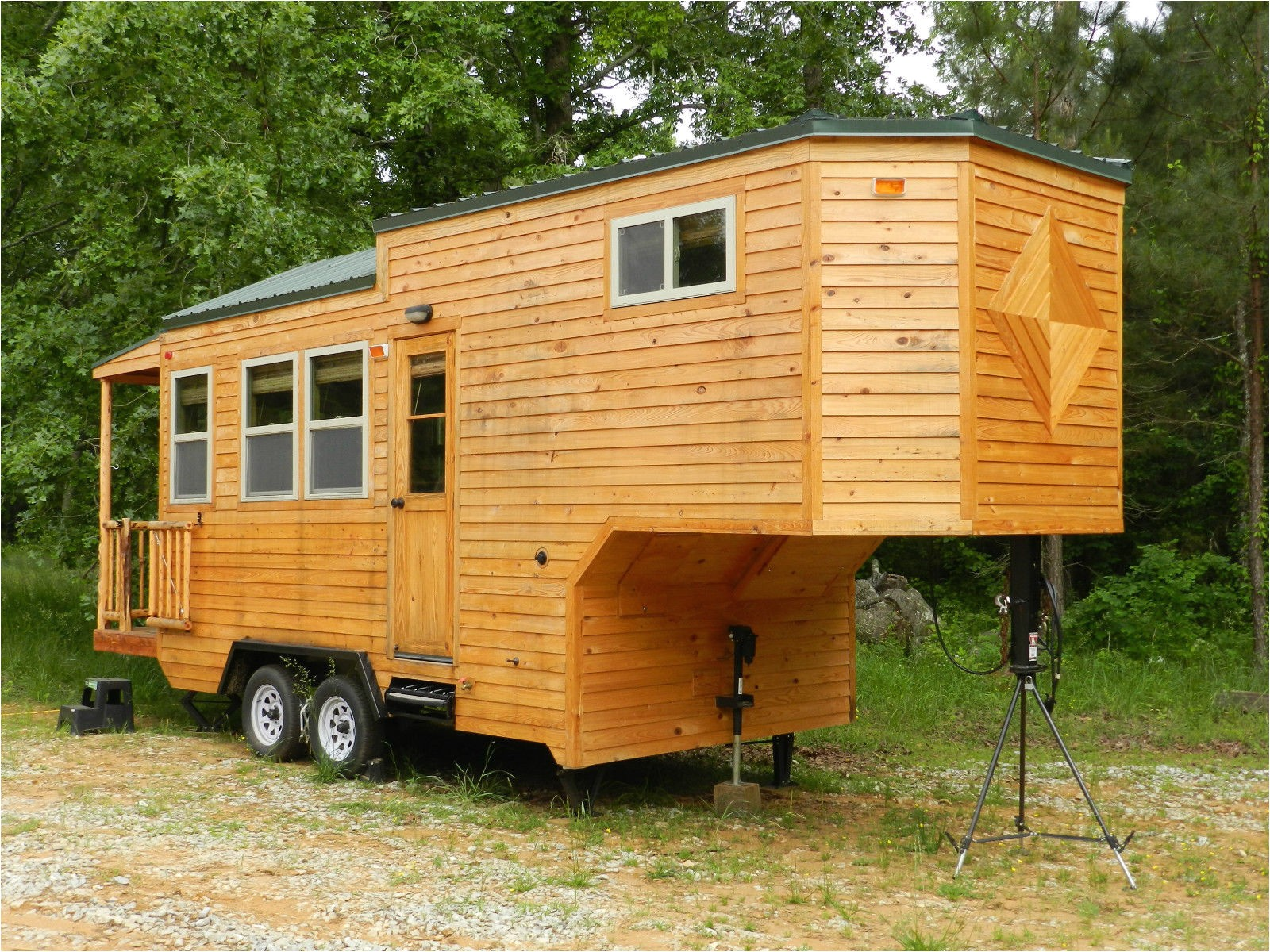 5th wheel mississippi tiny house